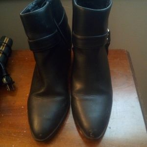Black Boots Size 9